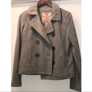 Abercrombie & Fitch pea coat